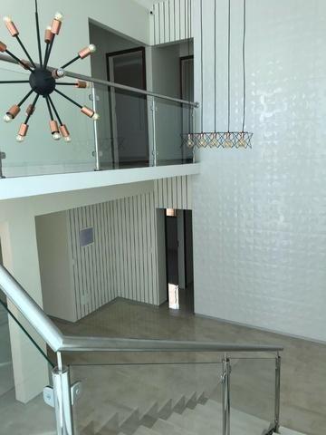 Casa sobrado novo desocupado 4 Suites Guara II - Foto 11