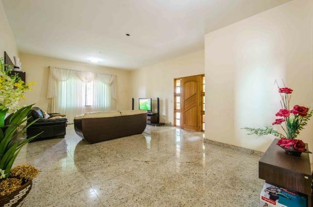 Bela casa no Park Way quadra 8 com 4 suítes + Loft com 2 quartos - SMPW 8 - Foto 2