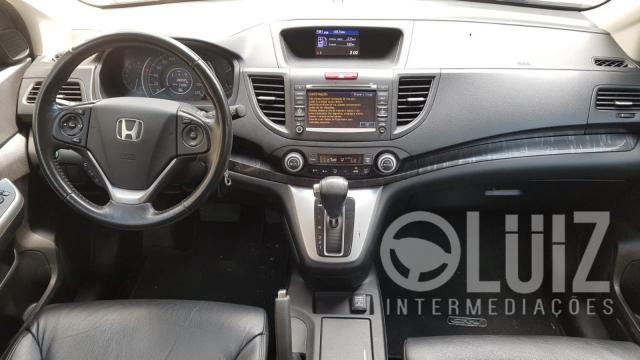 HONDA CRV 2012/2012 2.0 EXL 4X2 16V GASOLINA 4P AUTOMÁTICO - Foto 4