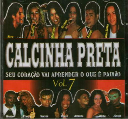 CDs da banda calcinha preta - Foto 3