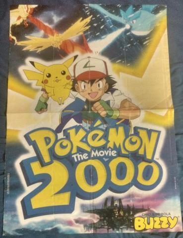 Poster Pokémon Ano 2000