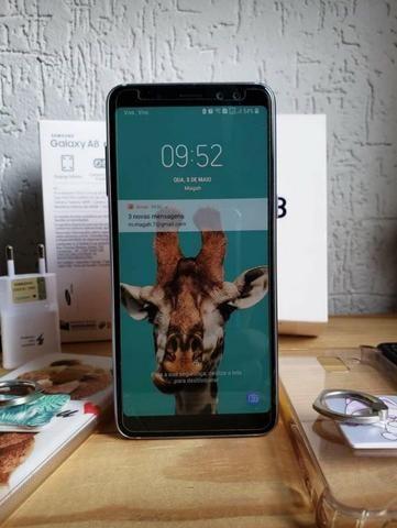 Samsung Galaxy A8 2018 Lindo, Novo sem Detalhes