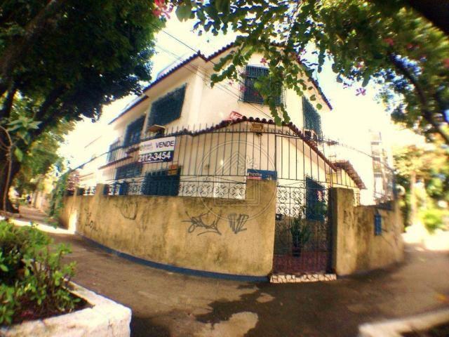 Grajaú, rua araxá ,casa com 5 dormitórios à venda, 200 m² por r$ 790.000,00 - grajaú - rio