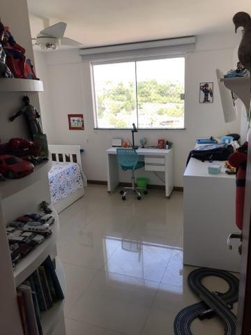 Prédio novo- Apt 3 quartos, vista mar no Pacheco - todo mobiliado - Foto 15