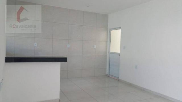Casa residencial à venda, Cidade dos Funcionários, Fortaleza. - Foto 4