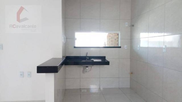 Casa residencial à venda, Cidade dos Funcionários, Fortaleza. - Foto 5