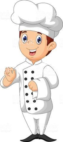 Cozinheiro profissional tenho experiência