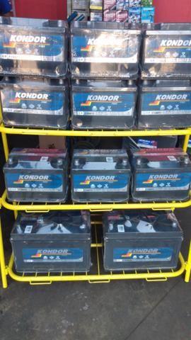 Baterias kondor em super ofertas CCA top de Linha