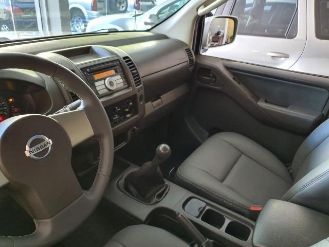 Nissan Frontier 2.5 XE 4x2 Diesel 2013 - Foto 11