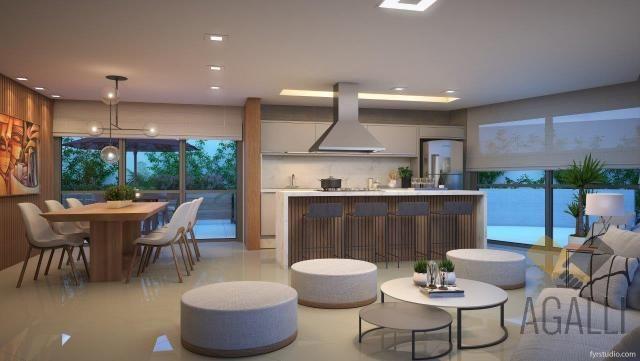 Apartamento à venda com 3 dormitórios em Água verde, Curitiba cod:21925 - Foto 6