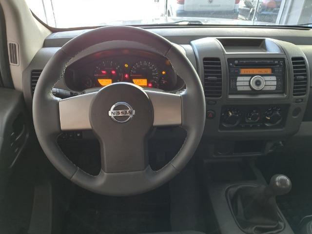 Nissan Frontier 2.5 XE 4x2 Diesel 2013 - Foto 7