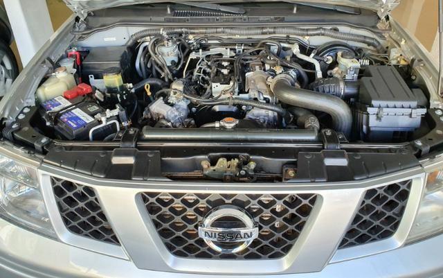 Nissan Frontier 2.5 XE 4x2 Diesel 2013 - Foto 17