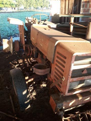 Trator agrale 4100 para reformar - Foto 3