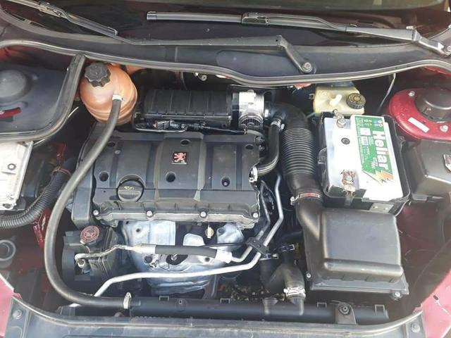 Peugeot 206, 1.6, passion 2003 completo