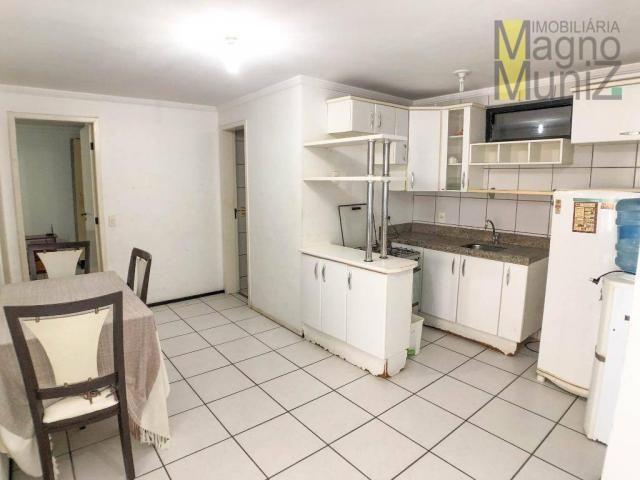 Apartamento com 2 dormitórios à venda por r$ 360.000 - praia de iracema - fortaleza/ce - Foto 13