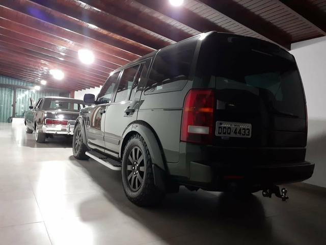 Discovery 3 hse 2.7 diesel
