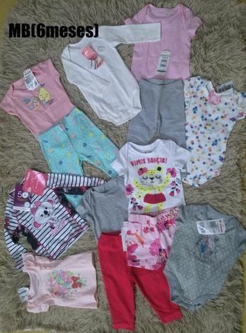 Lote de roupas infantil - Foto 3