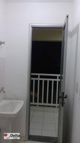 Varanda castanheira. apartamento com 2 dormitórios para alugar, 68 m² por r$ 1.650/mês - a - Foto 15
