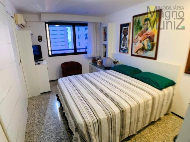Apartamento de alto padrão à venda, 253 m² por r$ 1.650.000 - meireles - fortaleza/ce - Foto 18