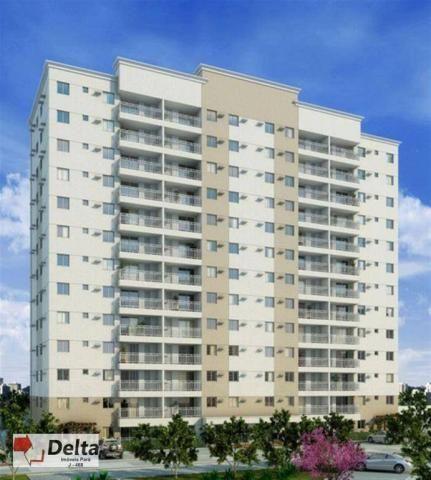 Varanda castanheira. apartamento com 2 dormitórios para alugar, 68 m² por r$ 1.650/mês - a