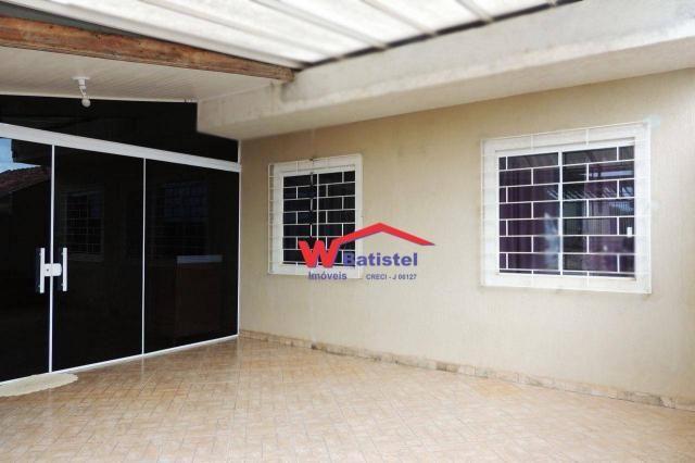 Casa com 3 dormitórios à venda, 50 m² por r$ 198.000 - rua jaguariaíva nº 288 - vila são j
