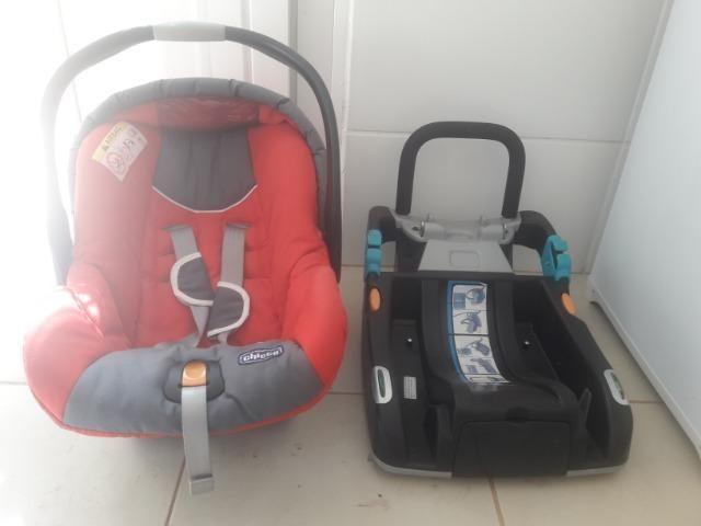 Berço portátil e bebe conforto - Foto 3