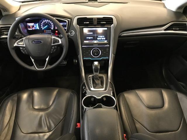 Ford - Fusion Titanium 2.0 GTDi Eco. Awd Aut - 2015 - Foto 8