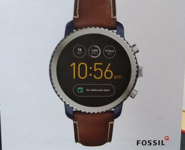 Smartwatch Fossil Q3 Explorist - Foto 3