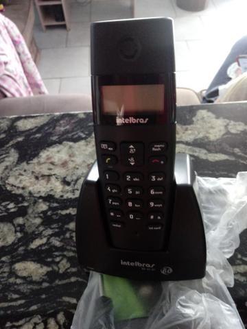 Telefone sem fio novo - Foto 3
