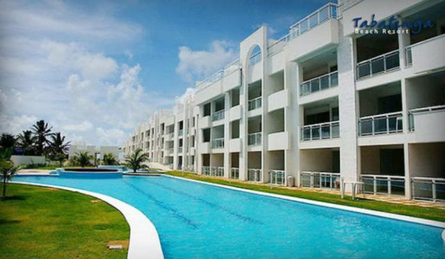 Flat In-Sonia 3 - Apto p/temporada no Tabatinga Beach Resort. - Foto 10
