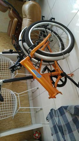Bicicleta dobrável Drop - Foto 3