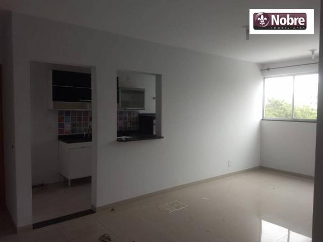 Apartamento com 2 dormitórios para alugar, 70 m² por r$ 995,00/mês - plano diretor sul - p - Foto 4