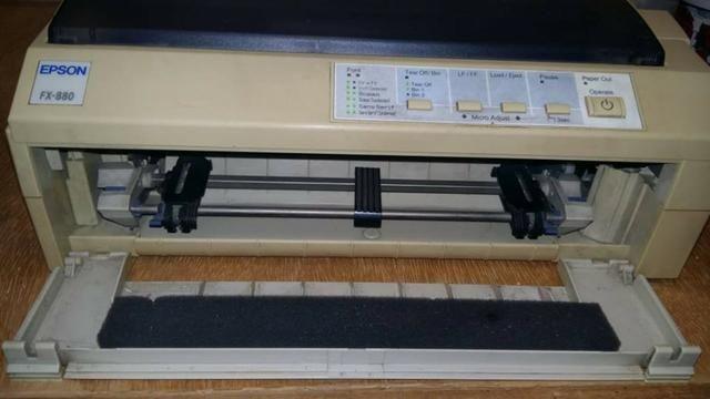 Impressora Epson FX-880 - Foto 3