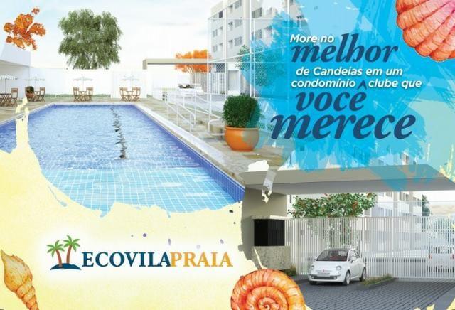 J/C- Ecovila Praia - Seu Cond. Club de Candeias Perfeito - Não deixe Passar Essa