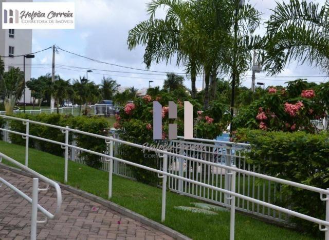 Apartamento com 3 dormitórios para alugar, 72 m² por r$ 2.000/mês - neópolis - natal/rn - Foto 10