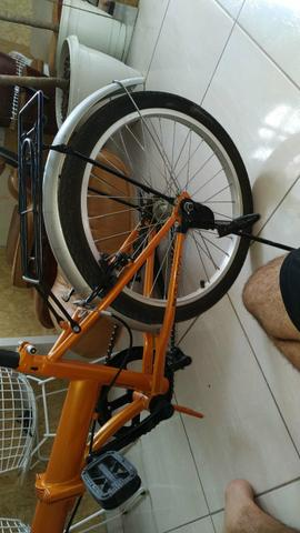 Bicicleta dobrável Drop - Foto 5