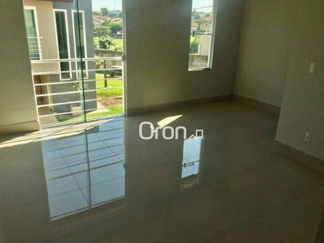Sobrado à venda, 131 m² por r$ 440.000,00 - residencial center ville - goiânia/go - Foto 12