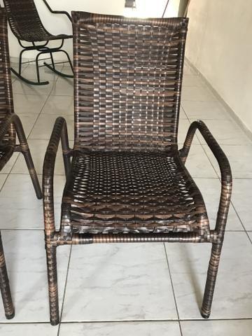 Conjunto de cadeira - Foto 5