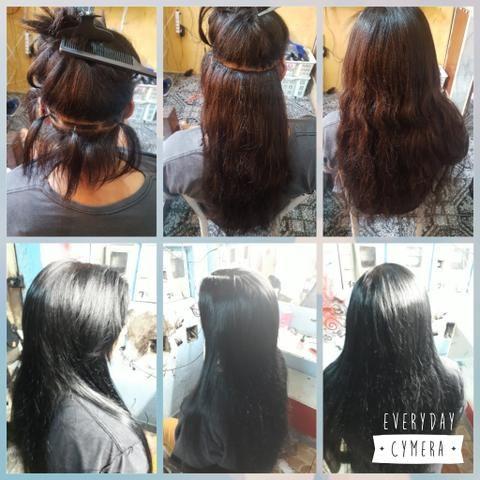 Colocacao e manutencao de mega hair - Foto 2