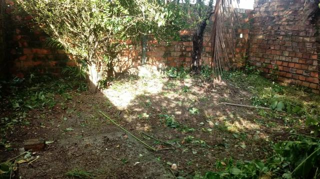 Terreno de 10 x 25