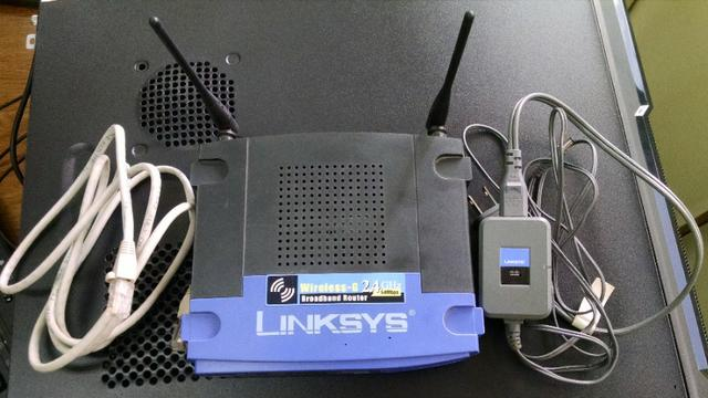 Roteador Wifi Linksys-Cisco - Foto 3