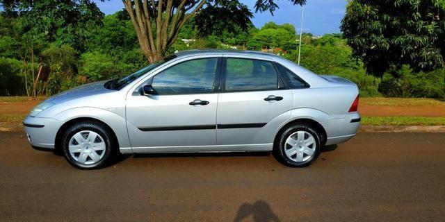 Focus Sedan 1.6 8v (Completo!!!) o mais Novo de Londrina, placa (A). Impecavel!!! - Foto 8