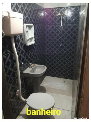 Casa pra alugar/padrão kitnet - Foto 7