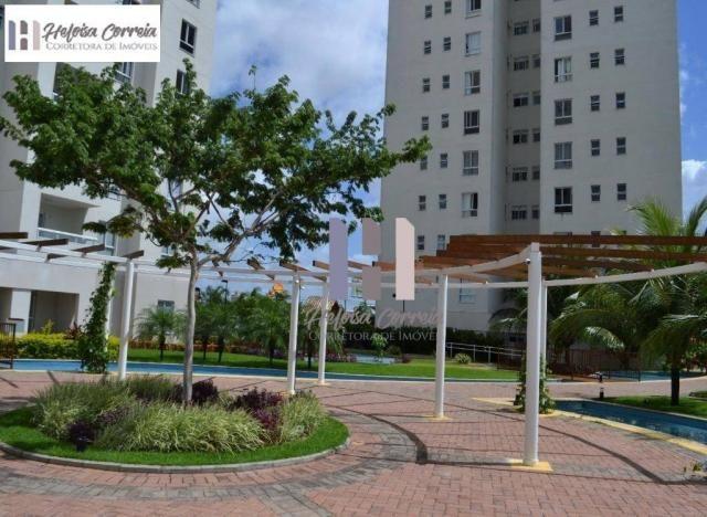 Apartamento com 3 dormitórios para alugar, 72 m² por r$ 2.000/mês - neópolis - natal/rn - Foto 20