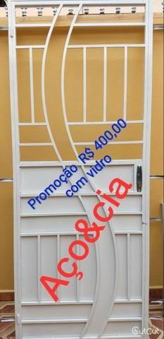 Portas Padrão 80x210 - Foto 3