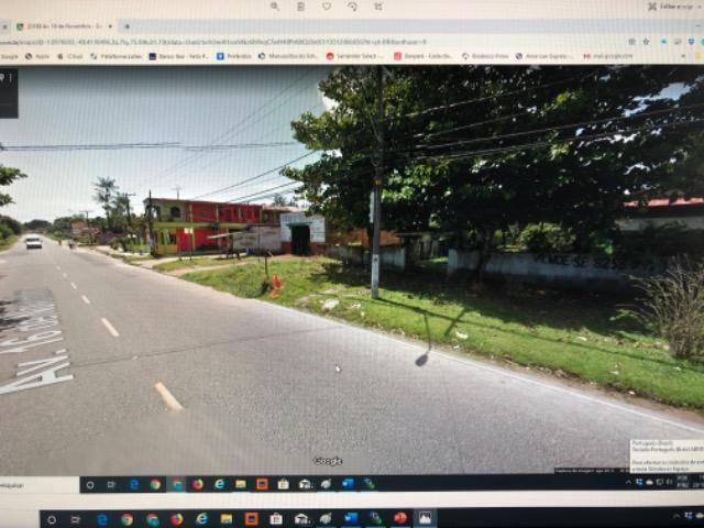 Dois terrenos na beira do asfalto em mosqueiro - Foto 7