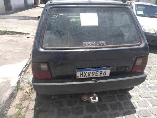 Vendo carro Fiat milli 1.0 1999 - Foto 3