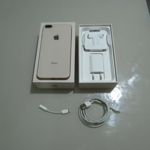 Iphone 8 Plus - 64GB - Rosé Gold