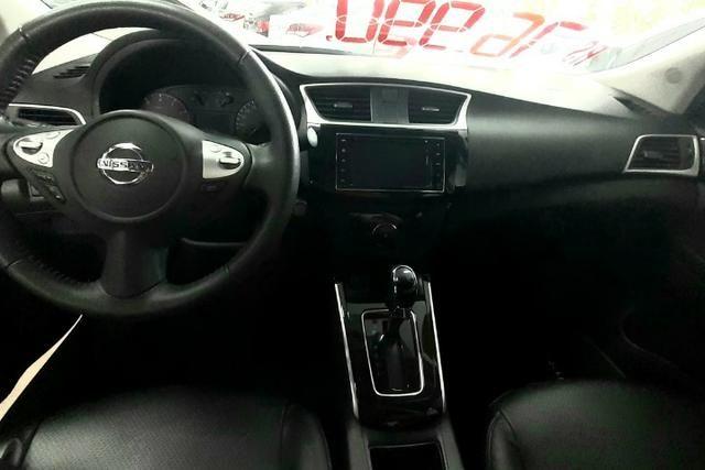 Nissan Sentra Sv 2.0 Flexstart 16v Automático - Foto 9