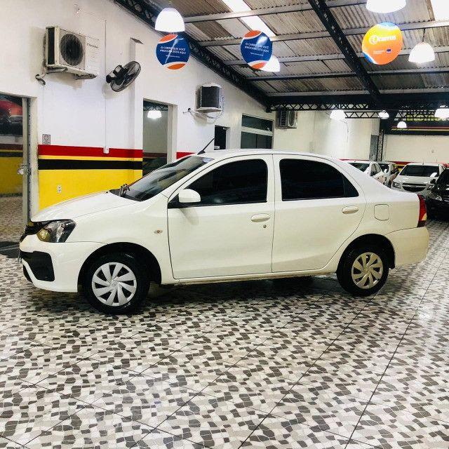 Etios sedan x 1.5 plus mec 19/20 carro impecavel - Foto 6